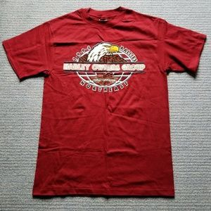 Harley-Davidson Owners Group 1994 Rally Shirt